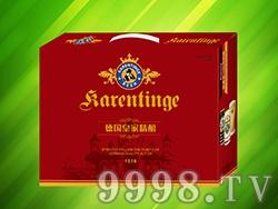 恺伦丁格啤酒德国皇家精酿1516500ml