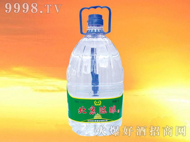 北京陈酿酒42度5L