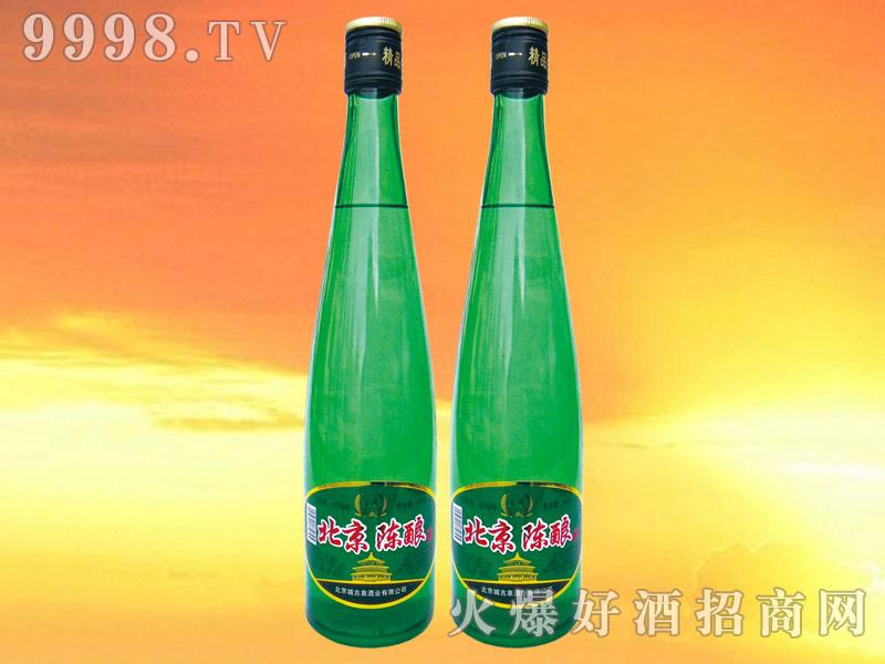 北京陈酿酒42度480ml