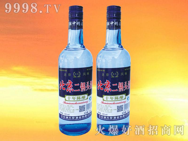 北京二锅头43度-500mlx12