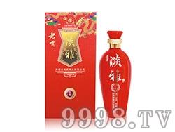 老贡酒・淡雅红瓷
