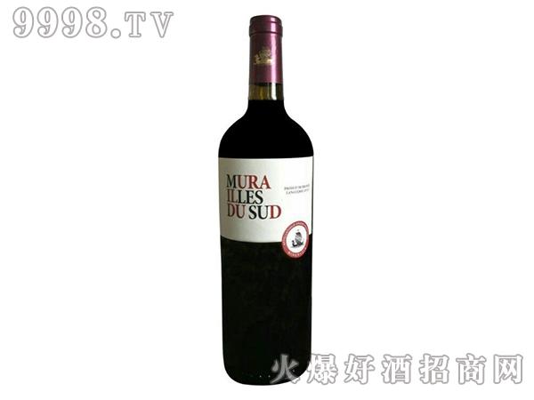 法国爱龙堡巴菲顿干红葡萄酒