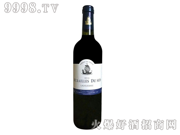 法国爱龙堡威斯波尔干红葡萄酒