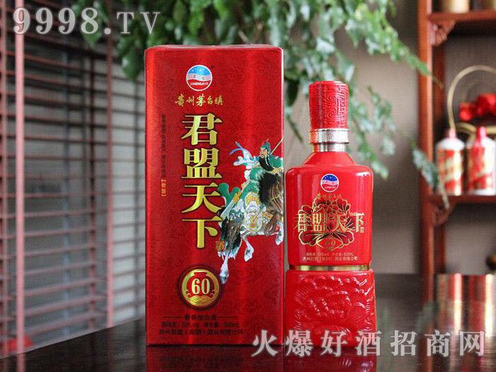 贵州茅台镇君盟天下酒60