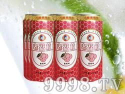 海润德老荔枝果味饮料500ml×9罐