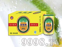 海润德菠萝啤320ml×24罐