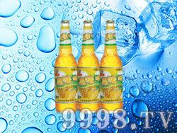 海润德果味啤500ml×9瓶