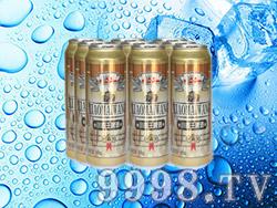 海润德小麦王啤酒500ml×9罐