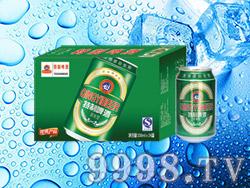 海润德特制啤酒330ml×24罐、500ml×12、24罐
