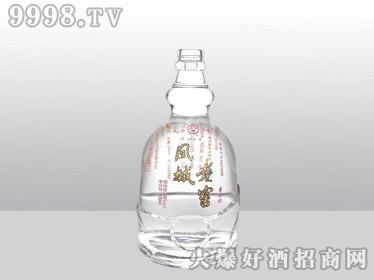 华鹏高白料玻璃瓶凤城老窖YT-010-500ml