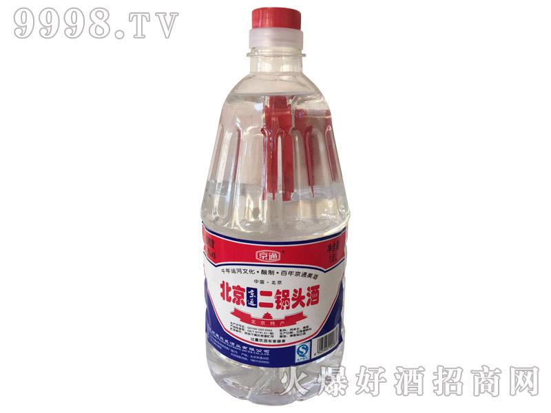 北京京通二锅头酒56°1.8L