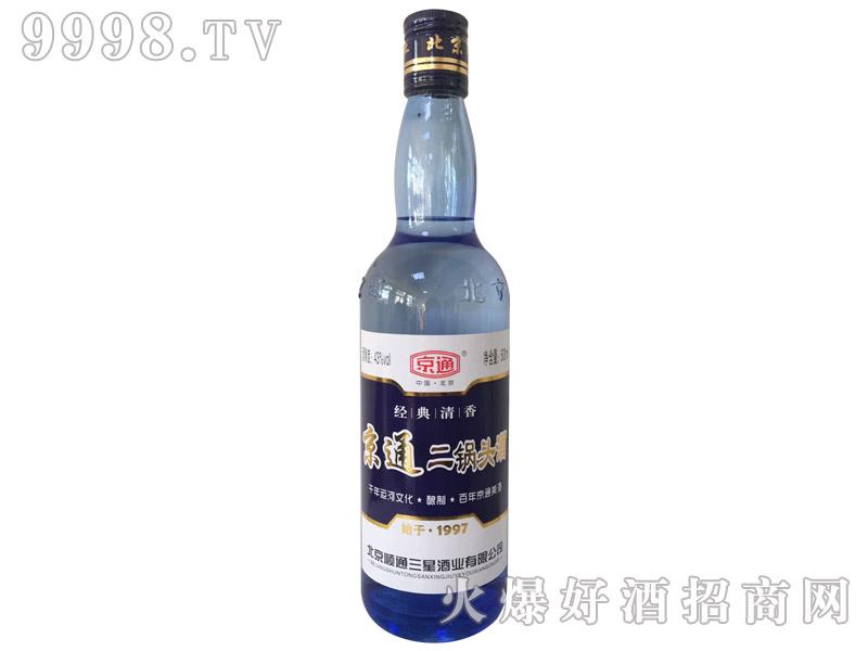 京通二锅头酒43°