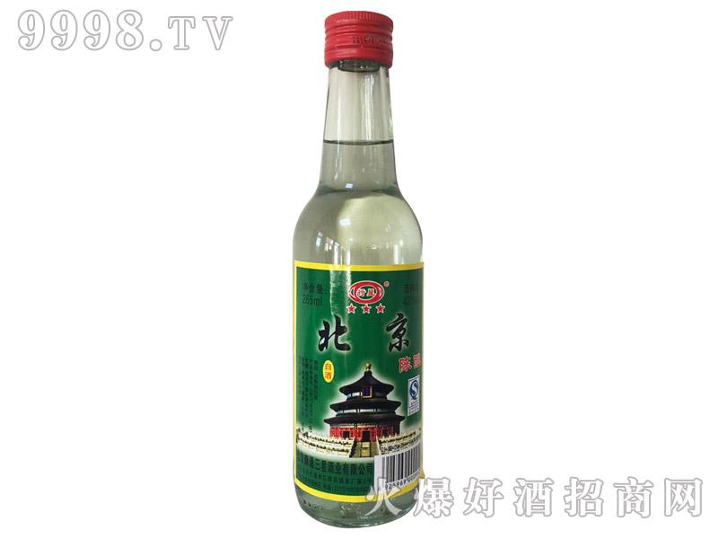 行星北京陈酿白酒42°265ml