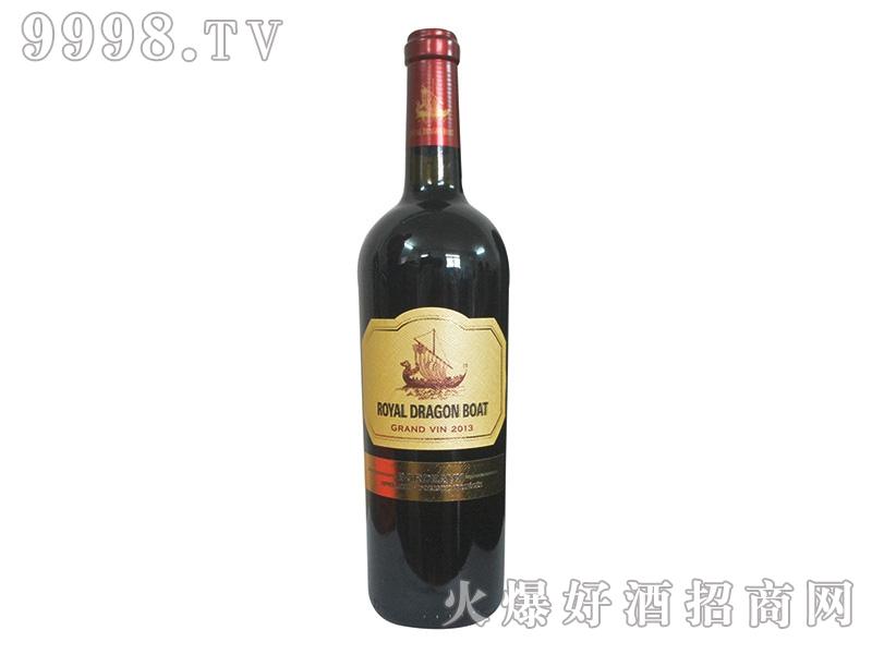 御皇龙船・王爵干红葡萄酒