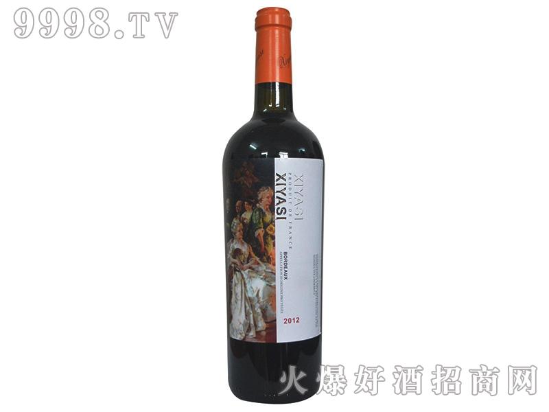茜娅丝・赤霞珠干红葡萄酒