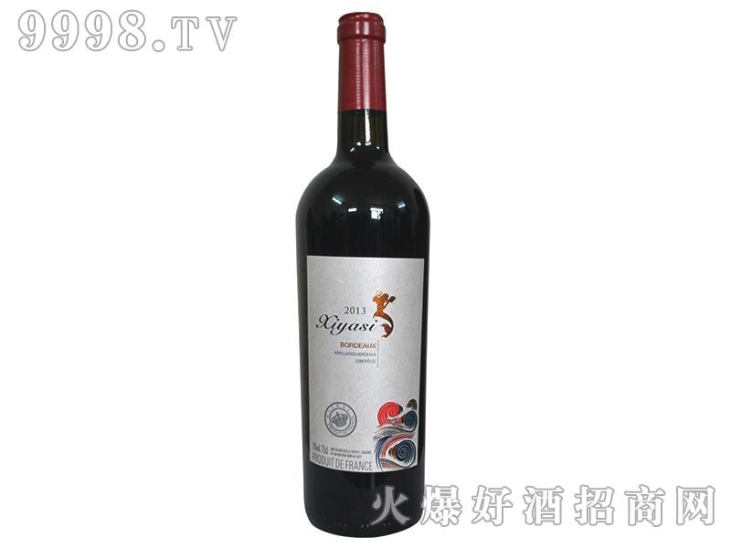 茜娅丝·波尔多红葡萄酒