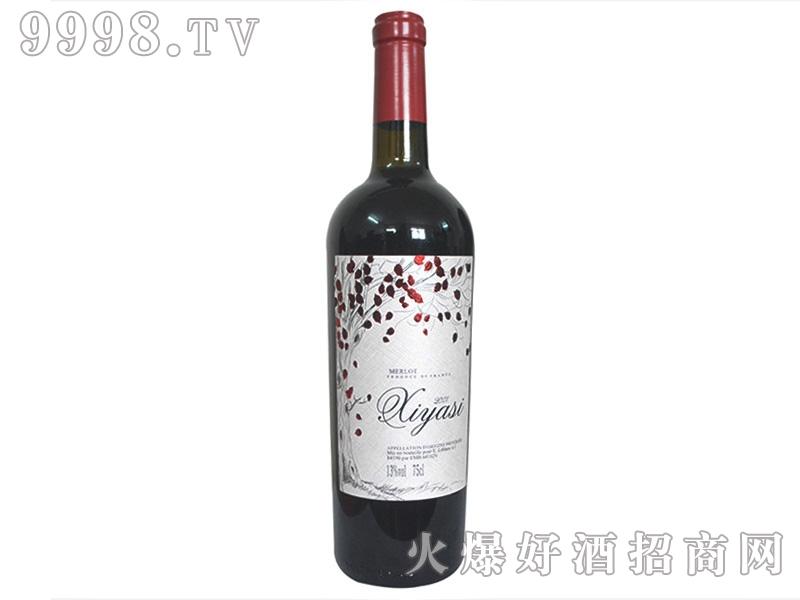 茜娅丝・梅洛干红葡萄酒