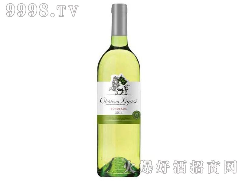 茜娅丝干白葡萄酒