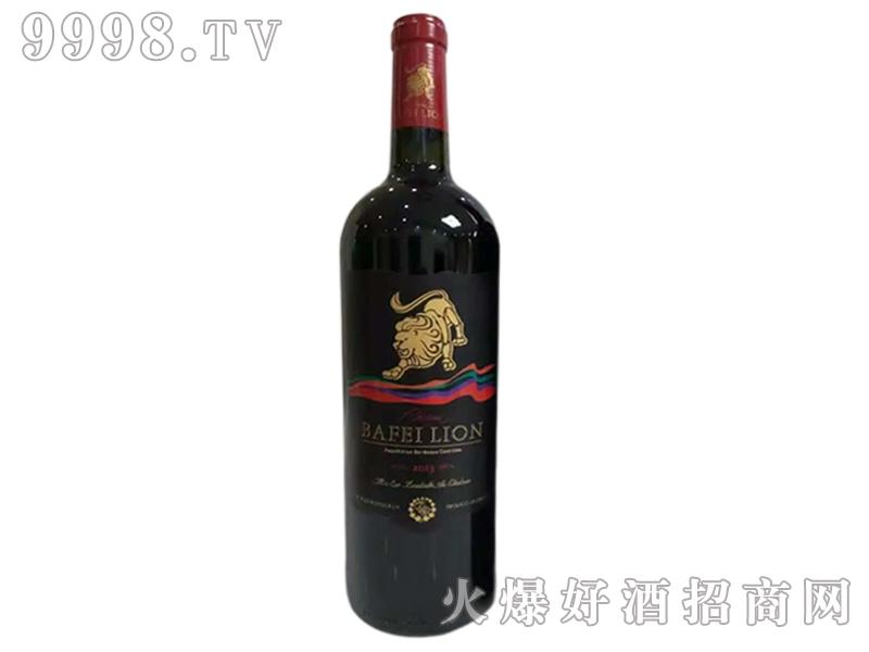 巴菲狮赤霞珠干红葡萄酒