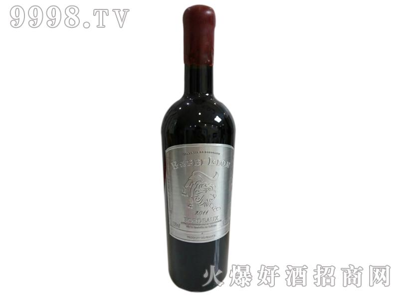 巴菲狮银牌干红葡萄酒