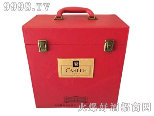 卡思黛乐红酒箱