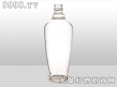 醴陵高白玻璃瓶梦之蓝ZH-928 500ml