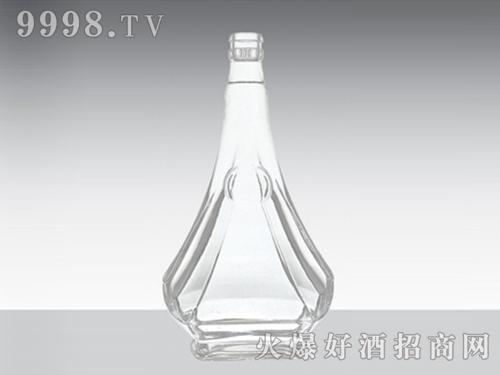 高白玻璃酒瓶鹿鞭酒HM-435-500ml