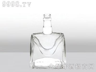 郓城龙腾包装精白玻璃瓶-416商务用酒-500ml