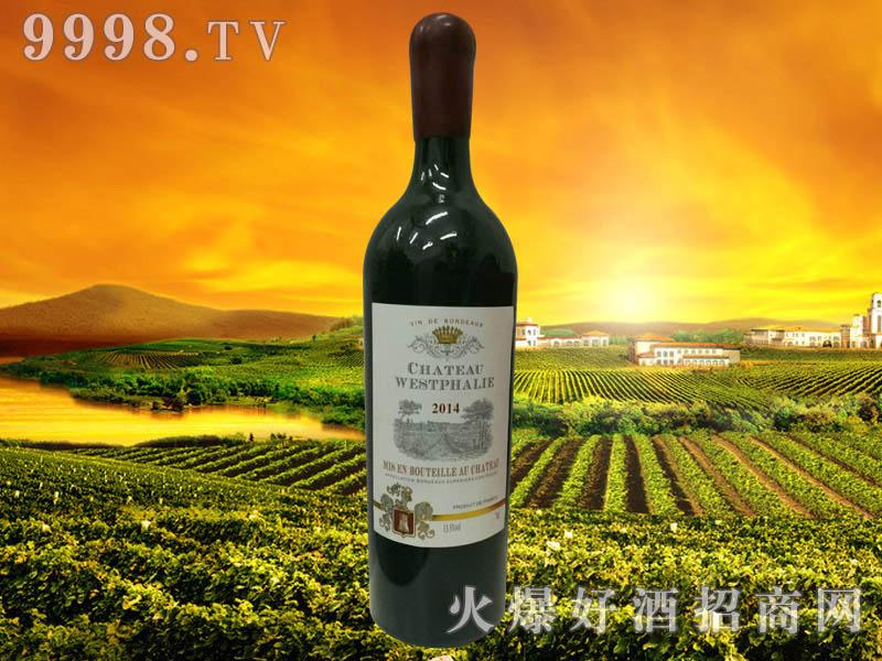 维特城堡干红葡萄酒750ml