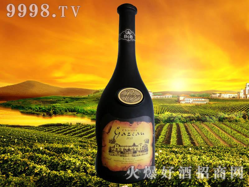 嘉莎古堡干红葡萄酒