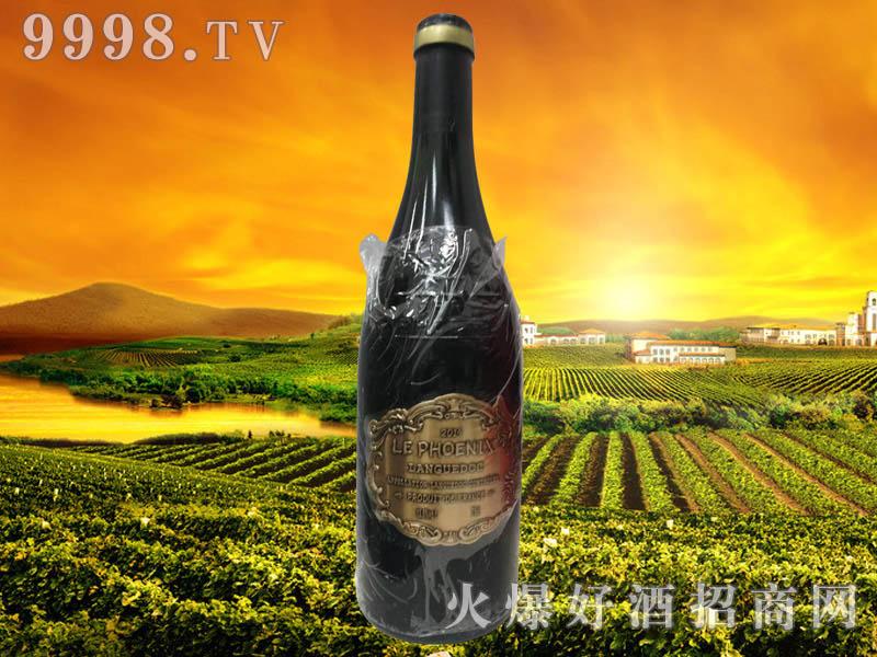 凤凰于飞干红葡萄酒
