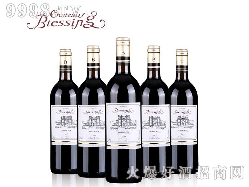 普雷斯AOC干红葡萄酒2015