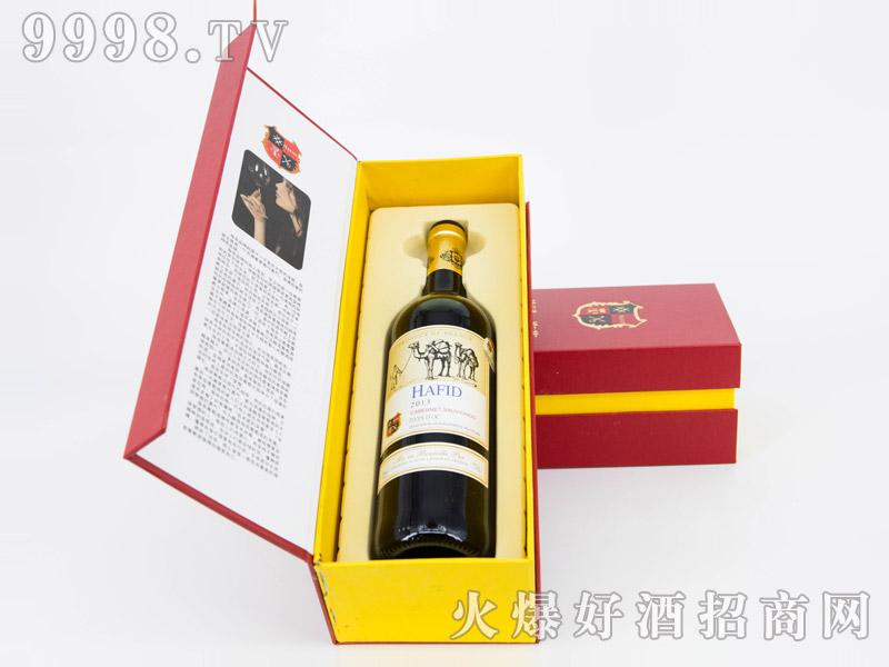 法国・海菲赤霞珠干红・单支礼盒