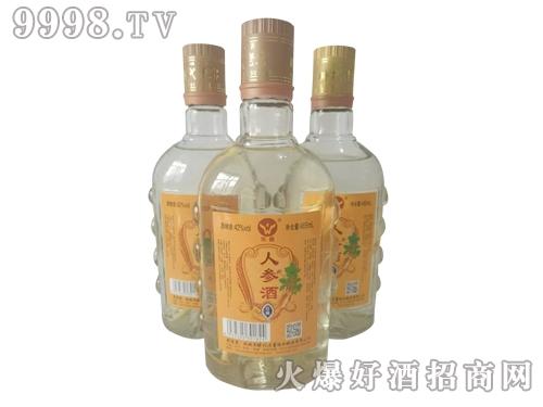 凤城时代人参酒465ml
