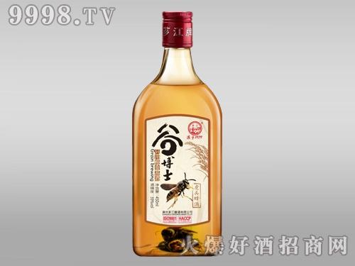 芗江谷博士虎头蜂酒瓶装
