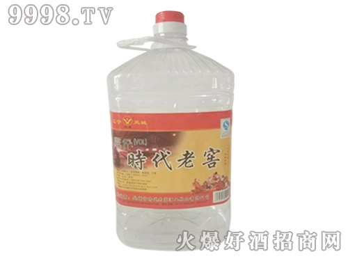 凤城时代老窖酒42度5L