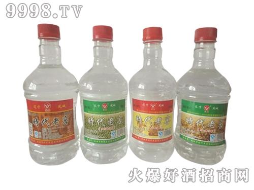 凤城时代老窖酒组合装