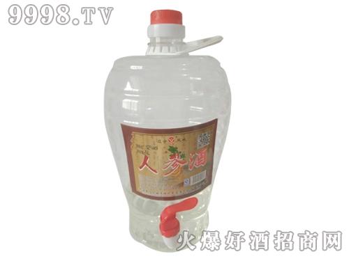 凤城时代人参酒52度5L