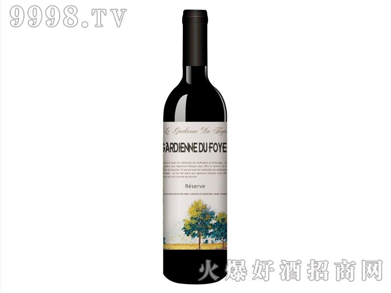 守护者干红葡萄酒