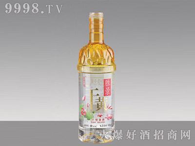 郓城永和彩瓶CP-045干黄