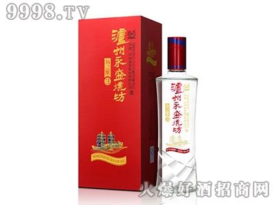 永盛烧坊・坊之酿3酒红盒