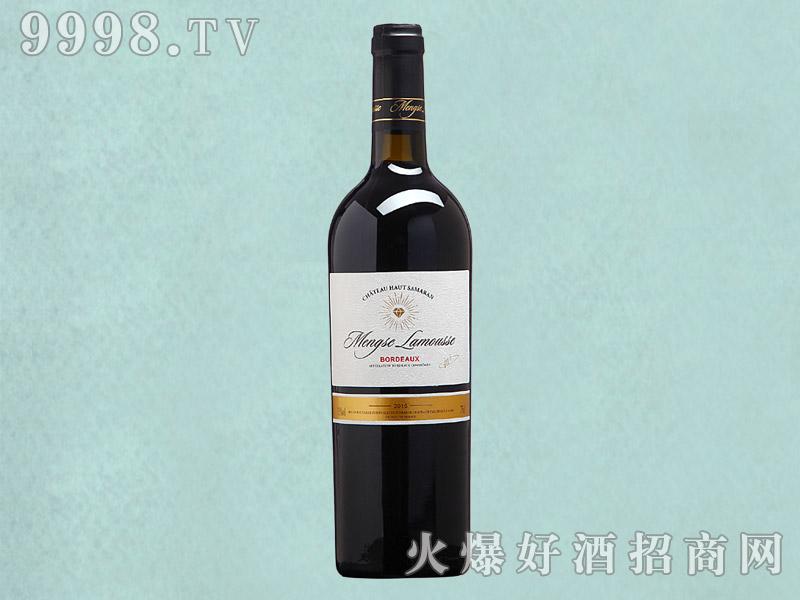 孟石-拉幕斯干红葡萄酒(金钻)