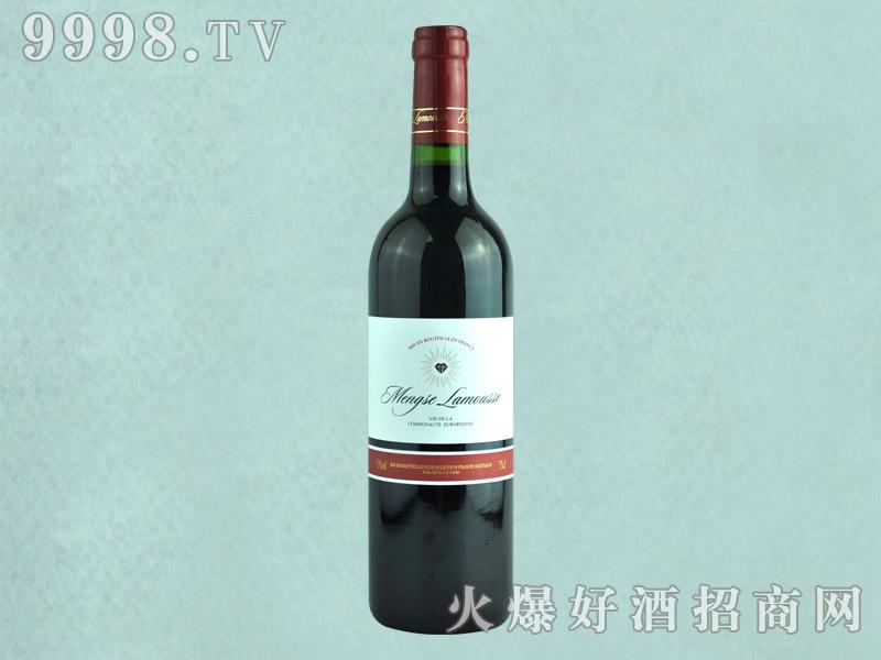 孟石-拉幕斯干红葡萄酒(红钻)