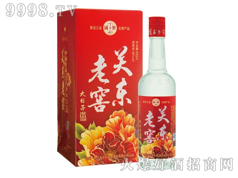 中国传奇・关东老窖・大日子酒