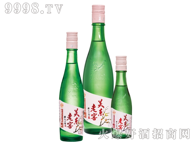 关东老窖・梅花三韵(普品)