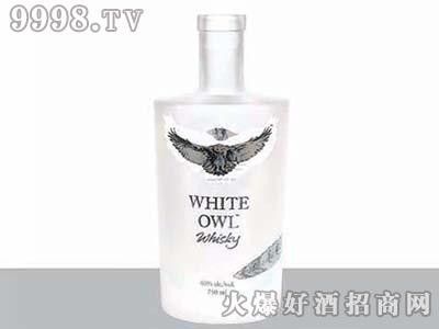 郓城恒瑞玻璃瓶蓝鹰003 750ml