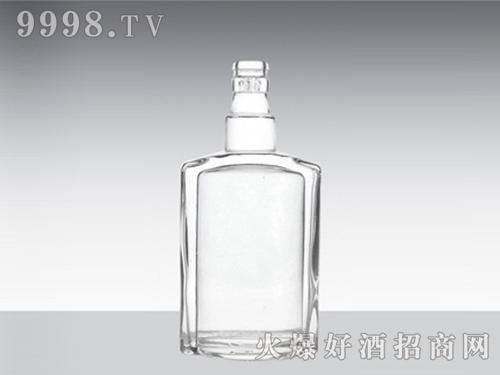 晶白玻璃瓶劲酒YJ-611-500ml