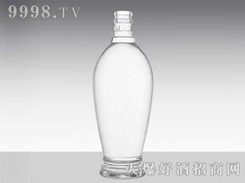 晶白玻璃瓶泸州特酿YJA-058-500ml