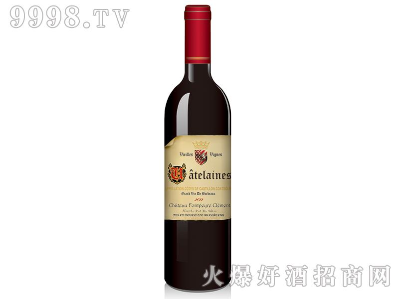 克莱蒙亚历山大干红葡萄酒