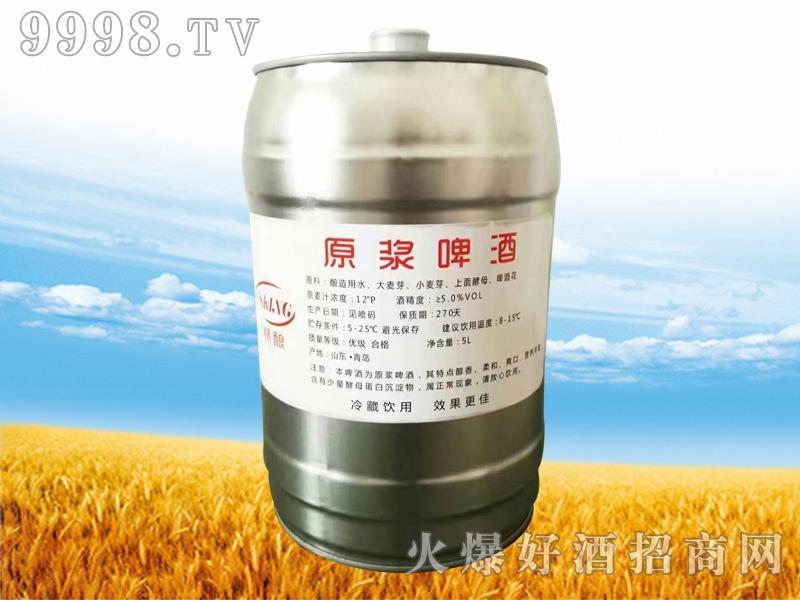 原浆啤酒5L